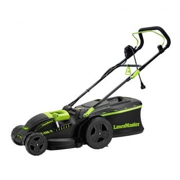 LawnMaster MEB1016M Electric 2-in-1 Mower