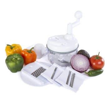 Kitchen + Home Manual Food Chopper