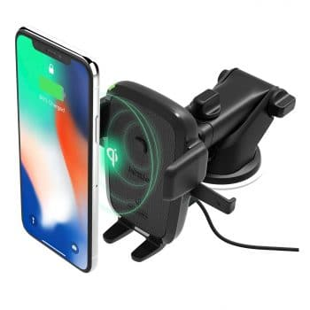 iOttie Easy One Touch Wireless Qi Charger Car Mount