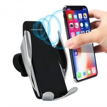 Wireless Smart Sensor Car Charger Mount
