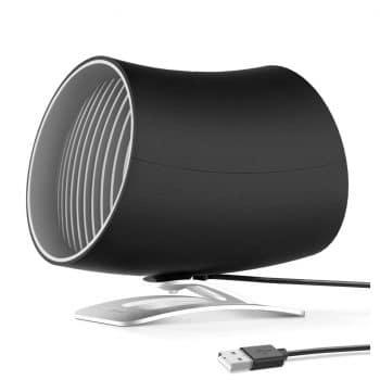 Aikoper USB Small Table Desk Fan