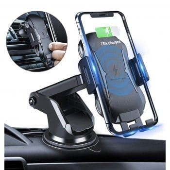 Homder Automatic Wireless Car Charger Mount