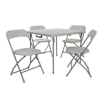 Office Star Table and Chair Set, PCT-05