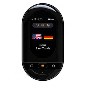 Travis Touch Smart Pocket Translator