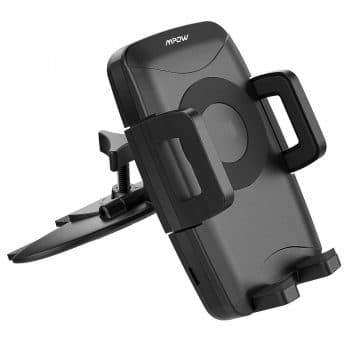 Mpow 108 Qi Wireless Car Charger Mount