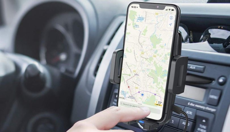 Wireless Car Charger Mounts