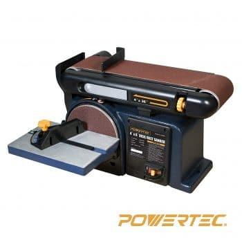POWERTEC Woodworking Belt Disc Sander