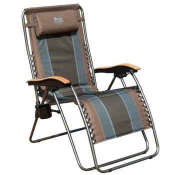 Timber Ridge Zero Gravity Outdoor Chair