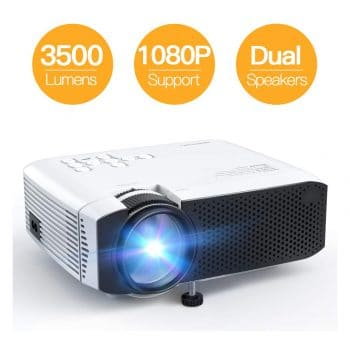 APEMAN Mini Portable 3500L Video Projector