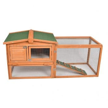 ECOLINEAR Wooden Pet House Coop