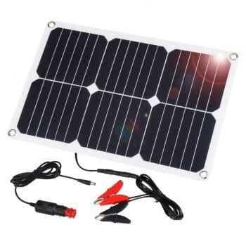 SUAKOI 18W Solar Battery Charger