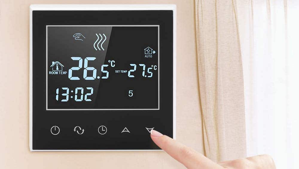 Top 10 Best Wireless Thermostat In 2020