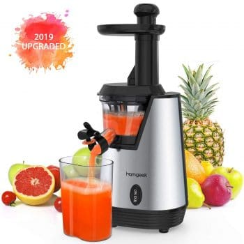 Homgeek Juice Extractor Machine