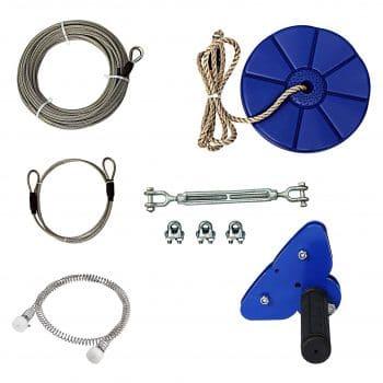 CTSC 95 Foot Zip Line Kit