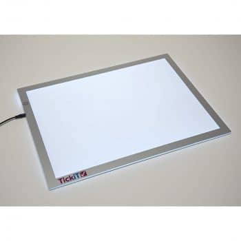 TickiT Ultra-Bright LED Light Panel