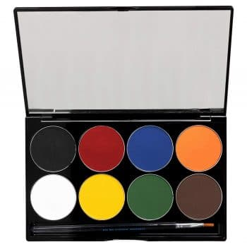 Mehron Makeup Paradise Face and Body Paints