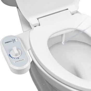 Greenco Non-Electric Bidet Toilet Seat