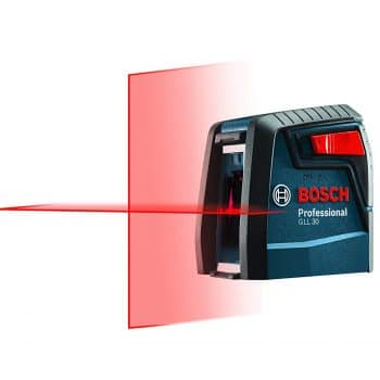 Bosch Self-Leveling Red-Beam Laser Level