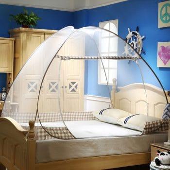 CdyBox Folding Mosquito Net Tent Canopy