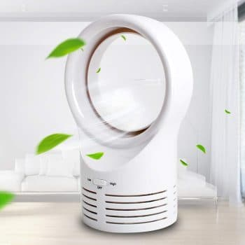 Funchic Mini Electric Bladeless Fan
