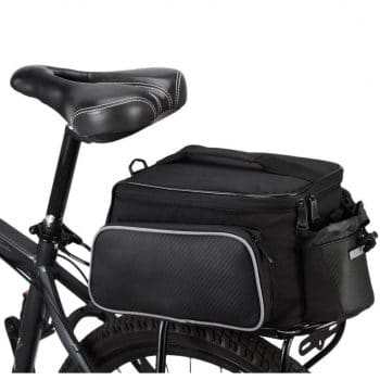 Bluetop Bicycle Rear Seat Rack Trunk Bag