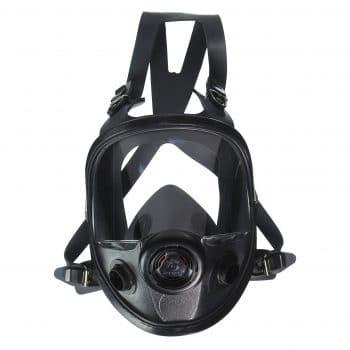 North 54001 Medium/Large Full Respirator Facepiece