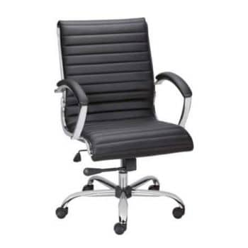 Staples Bresser Luxura Black Managers office Chair