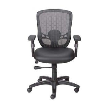 Staples 934100 Black Corvair Luxura Mesh office Chair