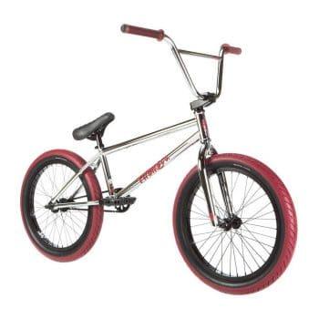 BMX Dugan Chrome Complete Bike