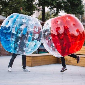 Happybuy Inflatable Balls