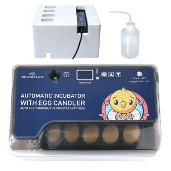 TRIOCOTTAGE Egg Incubators