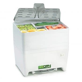 Excalibur EPD60W EZ Dry Electric Food Dehydrator