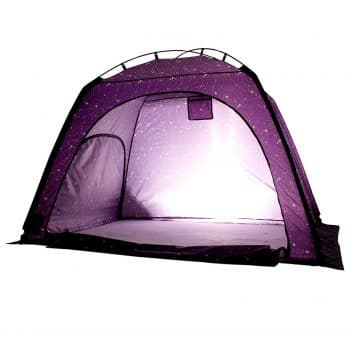 FeelingLove Indoor Privacy Play Tent on Bed