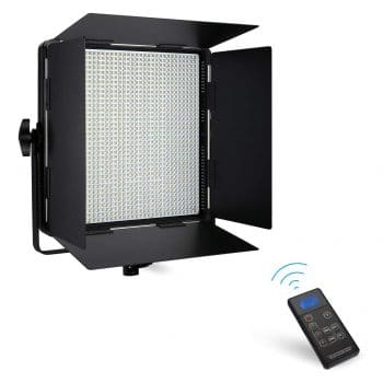 Powerextra 108W Dimmable LED Video Light Kit