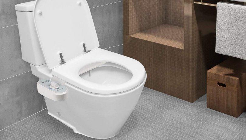 toilet bidet seats