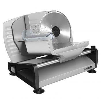 Meat Slicer Electric Deli Food Slicer
