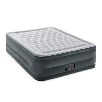 Intex Dura-Beam Deluxe Plush Elevated Inflatable Airbed
