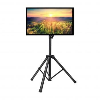 PERLESMITH Portable TV Tripod Stand