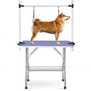 Rhomtree Professional Adjustable Pet Grooming Table
