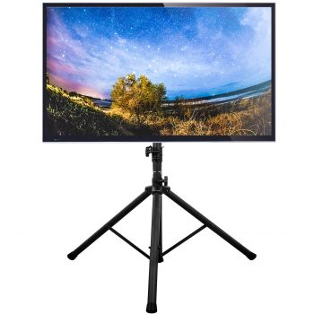 5Rcom Tripod TV Floor Display Stand