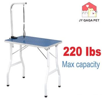 JY QAQA PET Grooming Table