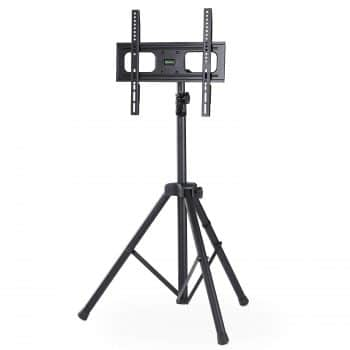 TAVR Flat Screen TV Tripod Portable Floor TV Stand