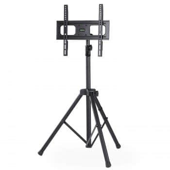 TAVR Flat Screen TV Tripod Portable Floor TV Stand