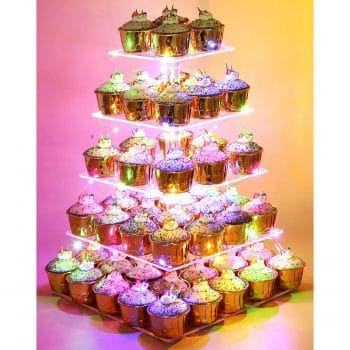 Vdomus Pastry Stand 5 Tier