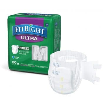 FitRight Ultra Adult Diapers