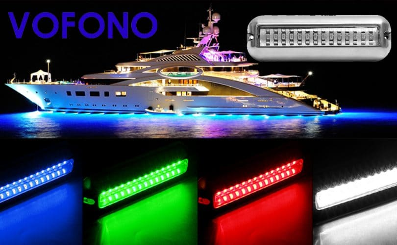 Boat Driving Led