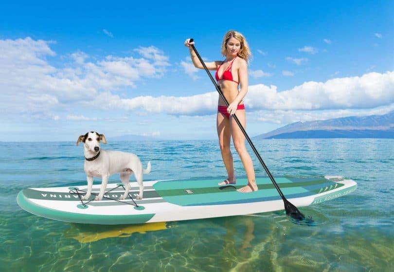 Hobbie Paddle Board
