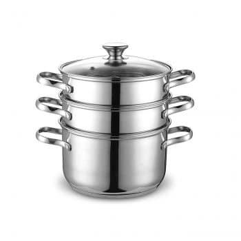 Cook N Home Steamer Set