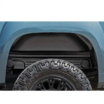 Rough Country Rear Wheel Well Liners
