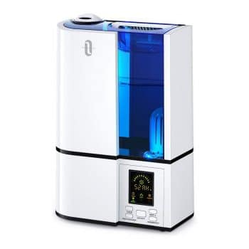 TaoTronics 4L Cool Mist Ultrasonic Humidifier